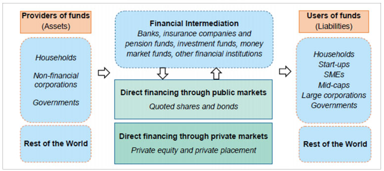 difference between financial and non financial institution