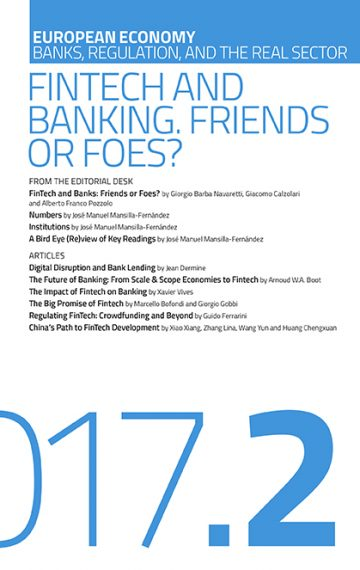 FinTech and Banks. Friends or Foes?